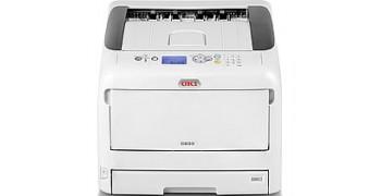 OKI C833N Laser Printer