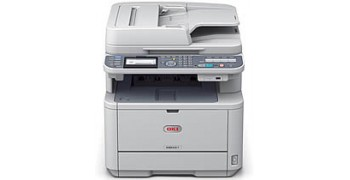 OKI MB451 Laser Printer