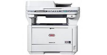 OKI MB491 Laser Printer
