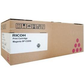 Ricoh R406061 Magenta Toner Cartridge