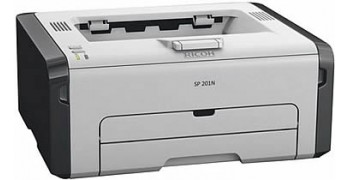 Ricoh Aficio SP 201N Laser Printer