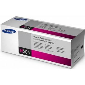 Samsung CLT-M504S Magenta Genuine Toner Cartridge