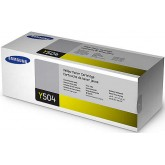 Samsung CLT-Y504S Yellow Genuine Toner Cartridge
