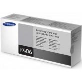 Samsung CLT K406S Black Genuine Toner Cartridge