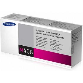 Samsung CLT M406S Magenta Genuine Toner Cartridge