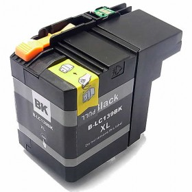 Brother LC 139XL Black Compatible Ink Cartridge
