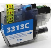 Brother LC 3313C Cyan Compatible Ink Cartridge