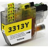 Brother LC 3313Y Yellow Compatible Ink Cartridge