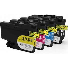 Brother LC 3333 Compatible Value Pack