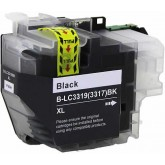 Brother LC 3319XL Black Compatible Ink Cartridge