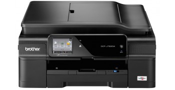 Brother DCP J752DW Inkjet Printer
