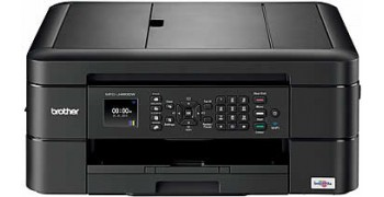 Brother MFC J480DW Inkjet Printer