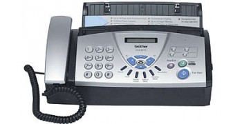 Brother Fax 827 Fax Printer
