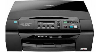 Brother DCP 375CW Inkjet Printer