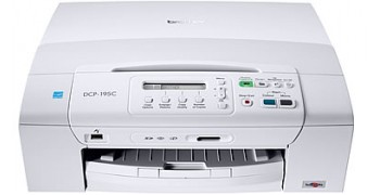 Brother DCP 195C Inkjet Printer