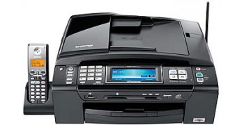 Brother MFC 990CW Inkjet Printer