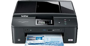 Brother DCP J725DW Inkjet Printer