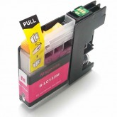 Brother LC 133M Magenta Compatible Ink Cartridge