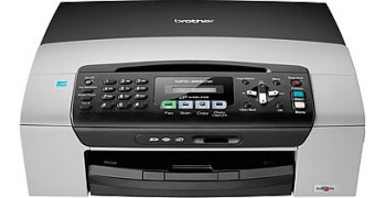 Brother MFC 257CW Inkjet Printer