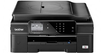 Brother MFC J650DW Inkjet Printer