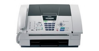 Brother Fax 1840C Inkjet Printer