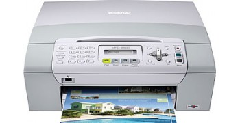 Brother MFC 250C Inkjet Printer