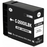 Canon PGI-2600XL Black Compatible Ink Cartridge