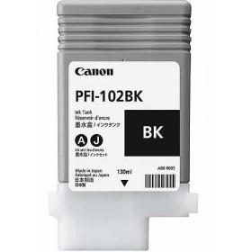 Canon PFI102BK Black Ink Cartridge