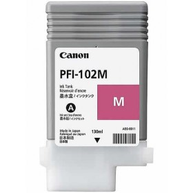 Canon PFI102M Magenta Ink Cartridge