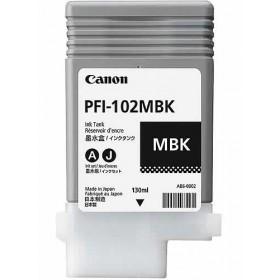 Canon PFI102MBK Matte Black Ink Cartridge