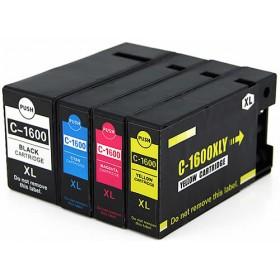 Canon PGI-1600XL Compatible Value Pack