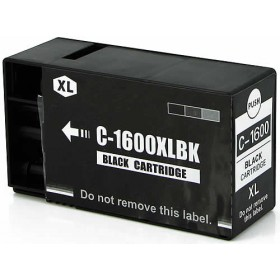 Canon PGI-1600XL Black Compatible Ink Cartridge