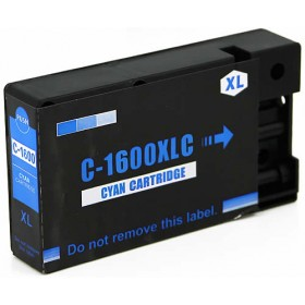 Canon PGI-1600XL Cyan Compatible Ink Cartridge