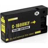 Canon PGI-1600XL Yellow Compatible Ink Cartridge