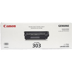 Canon Cart 303 Genuine Toner Cartridge