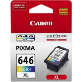 Canon CL 646XL Colour Genuine Ink Cartridge