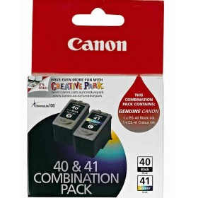 Canon PG40-CL41 Ink Cartridge Twin Pack