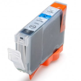 Canon CLI 8C Cyan Compatible Ink Cartridge