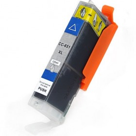 Canon CLI 651XL Grey Compatible Ink Cartridge