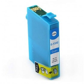 Epson 133 Cyan Compatible Ink Cartridge