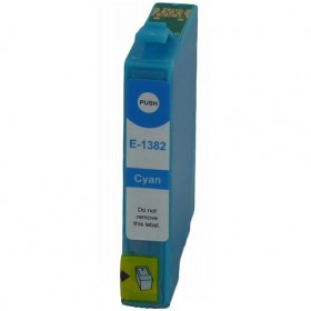 Epson 138 Cyan High Yield Compatible Ink Cartridge