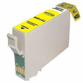 Epson 140 Yellow High Yield Compatible Ink Cartridge