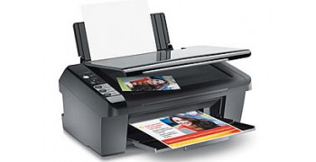 Epson Stylus CX5600 Inkjet Printer