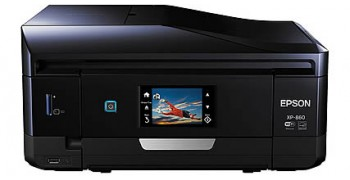Epson XP-860 Inkjet Printer
