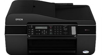 Epson Stylus Office TX510FN Inkjet Printer