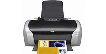 Epson Stylus C87 Inkjet Printer