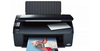 Epson Stylus CX5500 Inkjet Printer