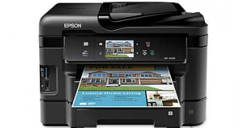 Epson WorkForce WF-3540 Inkjet Printer