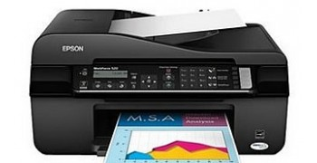 Epson WorkForce 525 Inkjet Printer