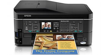 Epson WorkForce 630 Inkjet Printer